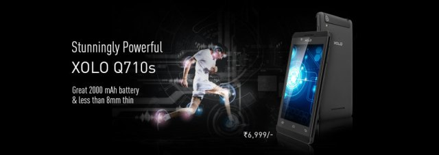 Xolo Q710s Specifications and price in India
