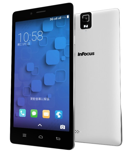 InFocus M330 listed online for Rs.9999 in Snapdeal