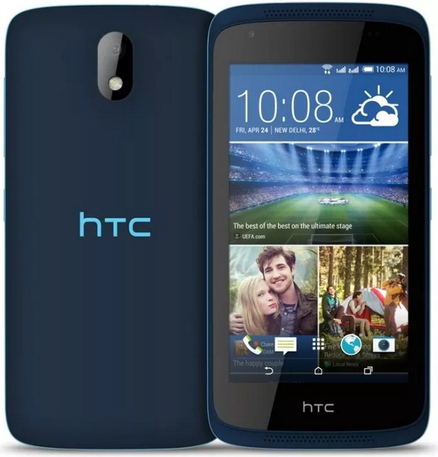 HTC Desire 326G is announced in India
