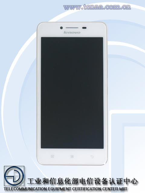 Lenovo A6600 leaked in TENAA certification