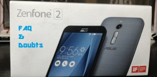 Asus Zenfone 2 FAQ and doubts answered