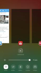 Coolpad Dazen 1 UI