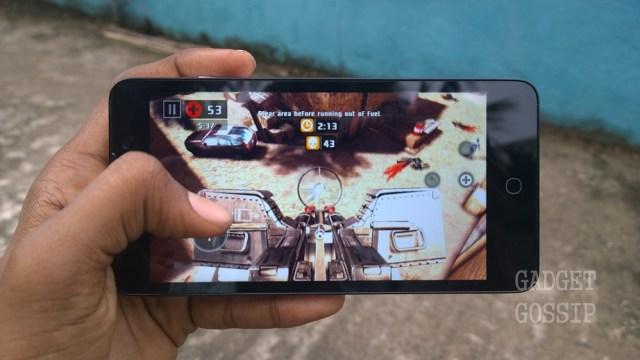 Coolpad Dazen 1 Gaming