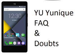 YU Yunique FAQ and user queries answered
