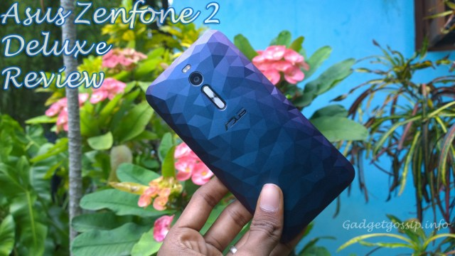 Asus Zenfone 2 Deluxe ZE551ML review