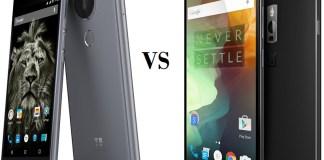 Micromax YU Yutopia Vs OnePlus 2 comparison