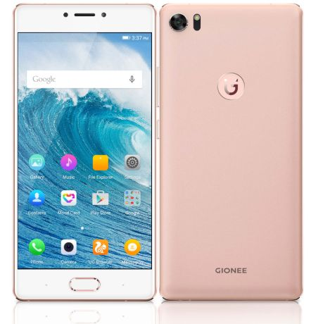 Android Smartphones launched at MWC 2016 - Gionee S8