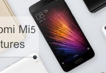 Xiaomi Mi5 Top 5 features with Pros and Cons