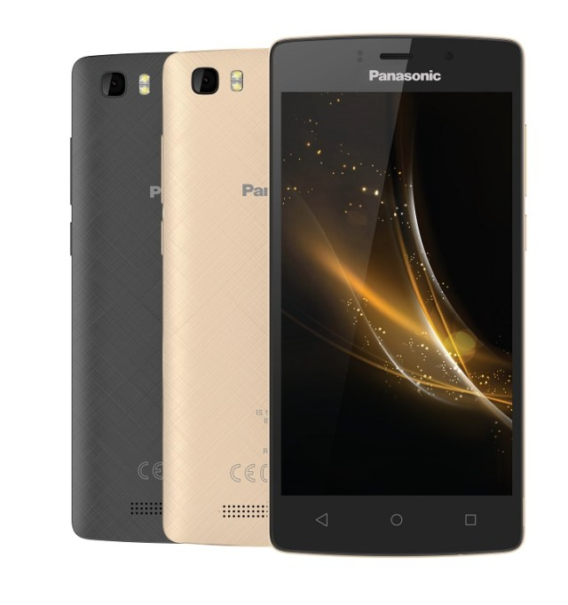Panasonic P75 with 5000 mAh battery