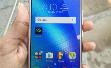 Asus Zenfone 3S Max Review - display