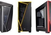 Corsair SPEC-04 Mid-Tower Gaming Case launched in India