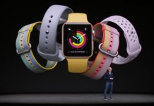 Apple watch series 3 launched with builtin Cellular to make calls