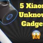 5 unique Xiaomi gadgets that you don't know [2018]