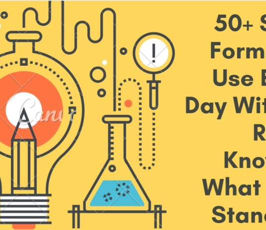 50+ Short Forms We Use Every Day Without Really Knowing What They Stand For