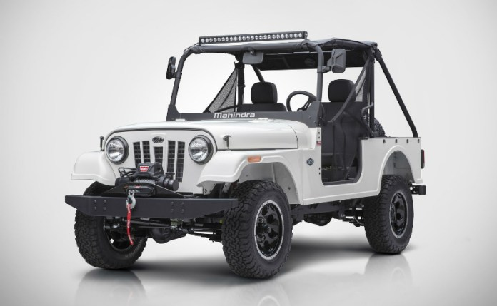 mahindra-roxor, mahindra-roxor specification