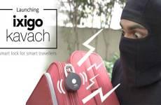 ixigo kavach A Smart Lock For Smart Travellers – Kya Apke Lock Mein Shock Hai?