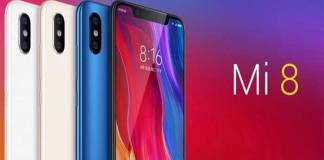 The Xiaomi Mi 8 comes with the 6.21-inch full HD+ AMOLED display with 88.5% screen-to-body ratio.