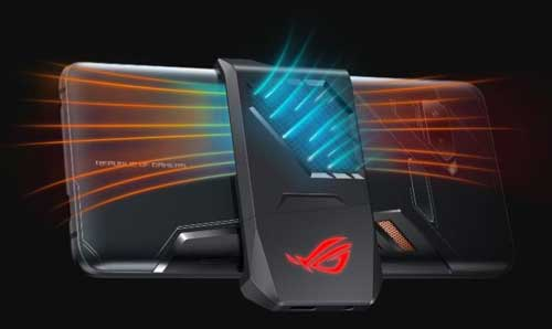 Asus ROG Gaming Smartphone: Snapdragon 845, 90Hz Screen, 3D Vapour Cooling