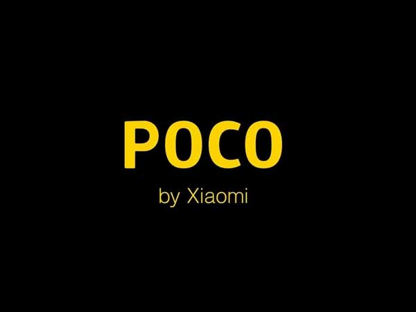 Xiaomi Officially Announces POCO India Brand and Could Launch Flagship POCOPHONE F1 Soon