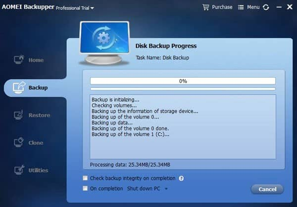 AOMEI Backupper Review: Free Data Backup & Recovery Software