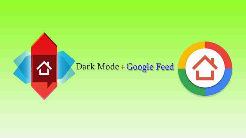 How to Enable Dark Mode in the Google Feed on Nova Launcher