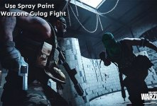 How to Spray Paint in COD Warzone (Gulag)
