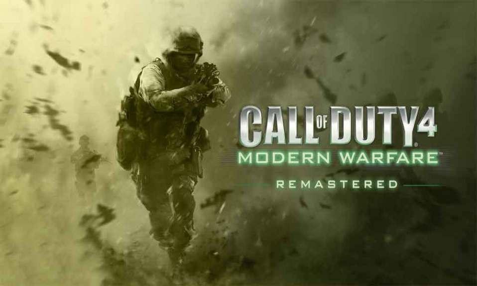How to Fix NTVDM error in Call of Duty 4 Modern Warfare