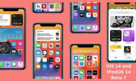 iOS 14 Beta 7 and iPadOS 14 Beta 7 Released - What's New