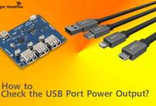 How to Check/Measure the USB Port Power Output Easily