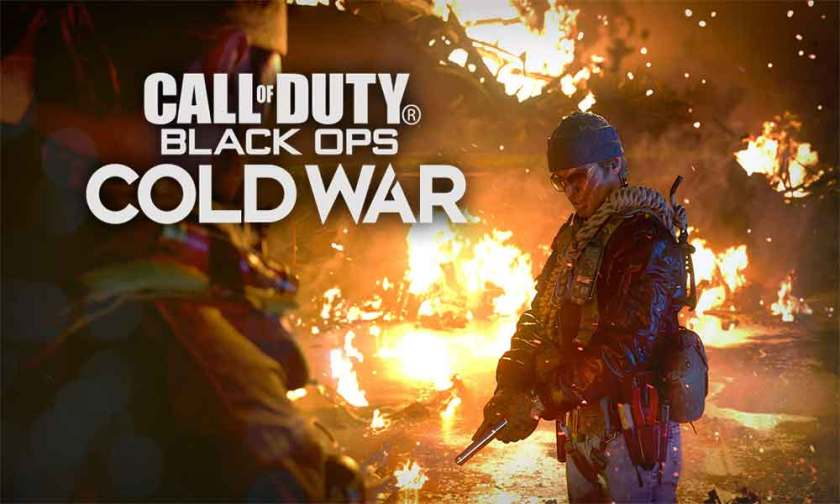 How to Fix Call Of Duty Black Ops Cold War Black Screen Error
