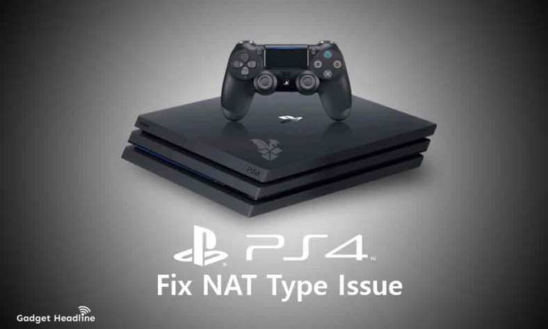 Steps to Find and Fix PS4 NAT Type Issue