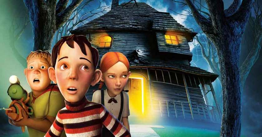 Three kids, DJ, Chowder, and Jenny discover that the house across the street from DJ's is alive. It eats anything that goes on its property. They try to convince the babysitter, the police, and some weirdo named Skull. They try to unravel the mystery of the house and they have to go inside.