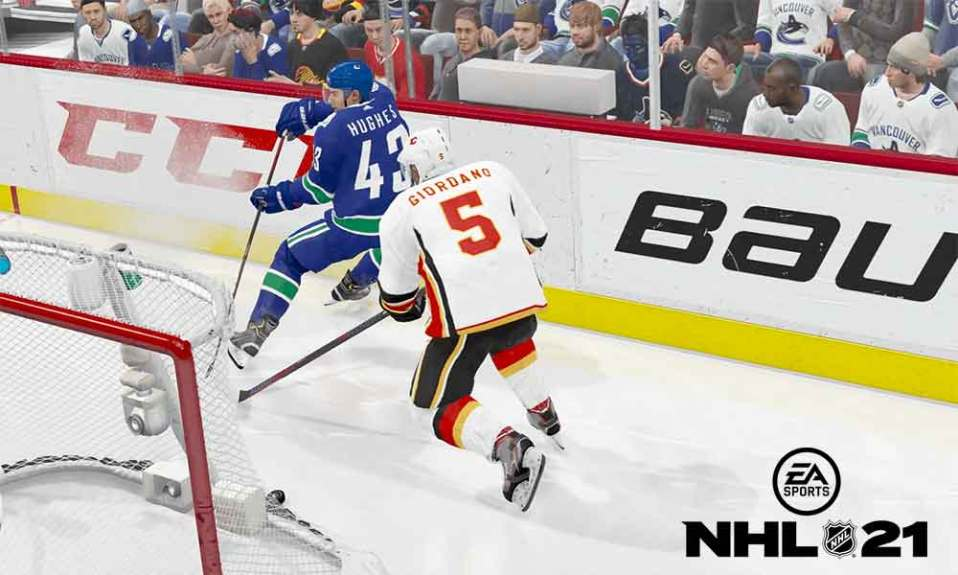 NHL 21 HUT Pack won't open or in-game art isn't loading on PS4