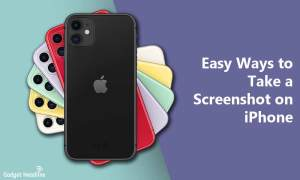 Easy Ways to Take a Screenshot on iPhone