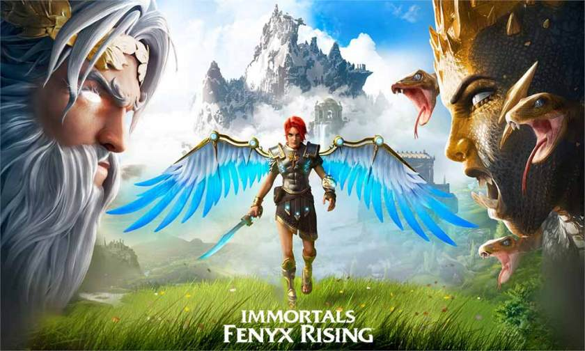 Fix Immortals Fenyx Rising Error Code CE-107857-8
