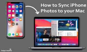 How to Sync iPhone Photos to your Mac