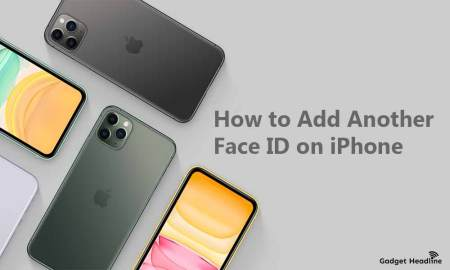 Steps to Add Another Face ID on iPhone