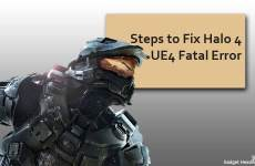 Steps to Fix Halo 4 UE4 Fatal Error