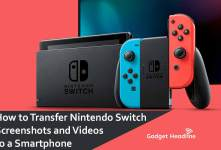 Steps to Transfer Nintendo Switch Screenshots and Videos to a Smartphone