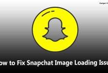 Fix Snapchat Image Loading Issue | Loading Stuck
