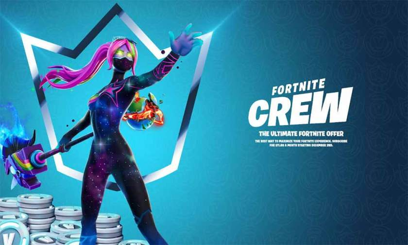 Fix Fortnite Crew can't rejoin bug