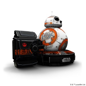 Special Edition Battle-Worn BB-8™ with Force Band™-0003
