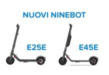 Ninebot E25E E45E prezzo prezzi monopattino bonus recensione review | GadgetLand.it 1