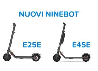Ninebot E25E E45E prezzo prezzi monopattino bonus recensione review   GadgetLand.it 1