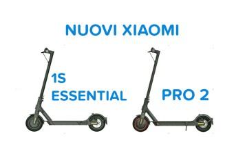 Nuovi Xiaomi 1S Essential Pro 2 prezzo prezzi monopattino bonus recensione review | GadgetLand.it