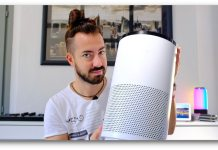 Proscenic A8 purificatore aria smart google home alexa - recensione review | GadgetLand.it
