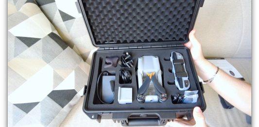 Lykus Titan MA200 custodia case drone DJI AIR 2S rugged migliore - recensione review | GadgetLand.it1