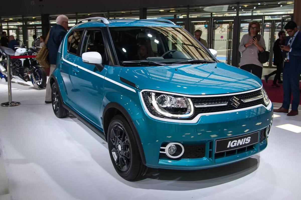 Maruti Suzuki Ignis Launched with Android Auto & Valuable Safety features at Rs 4.5 Lakhs Onwards