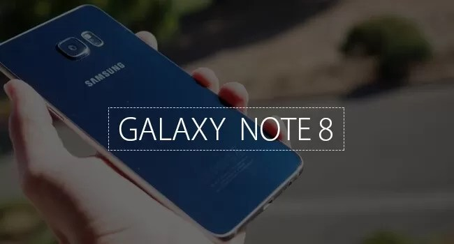 "Samsung Galaxy Note 8 schematics tip 6.4"" 4K display, 6GB RAM and more"