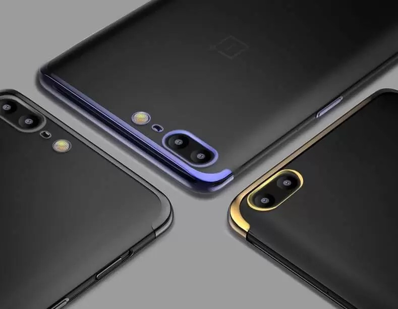 OnePlus 5 looks elegant from every angle, Shows Off 3.5mm Jack